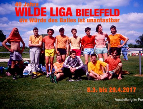 40 Jahre Wilde Liga Bielefeld