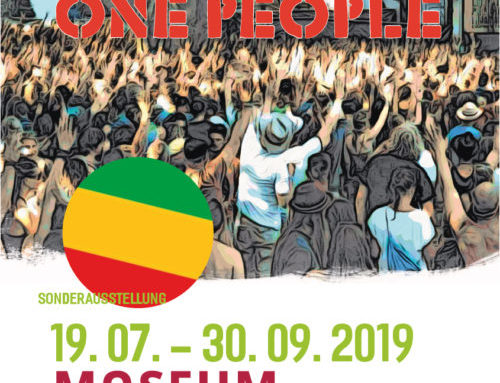 25 Jahre Reggae Jam Festival 25 years Reggae Jam Festival OUT OF MANY, ONE PEOPLE